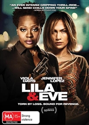 Lila and Eve | DVD