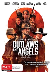 Outlaws And Angels | DVD
