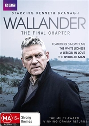 Wallander - Series 4 | DVD
