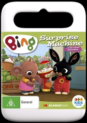 Bing - Surprise Machine