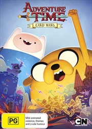 Adventure Time - Card Wars - Collection 12 | DVD