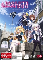 Absolute Duo Series Collection | DVD