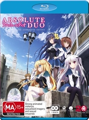 Absolute Duo Series Collection | Blu-ray