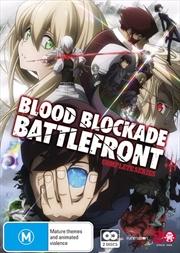 Blood Blockade Battlefront Series Collection | DVD