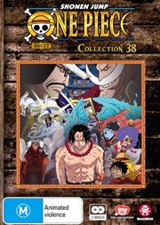 One Piece - Uncut - Collection 38 - Eps 457-468 | DVD