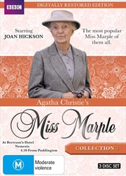 Agatha Christie's Miss Marple - Collection 3 | Restored Edition