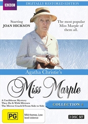 Agatha Christie's Miss Marple - Collection 4 | Restored Edition