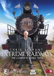 Chris Tarrant's Extreme Railways - Series 2 | DVD