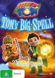 Tree Fu Tom - Tom's Big Spell
