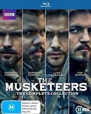 Musketeers - Series 1-3 | Boxset, The