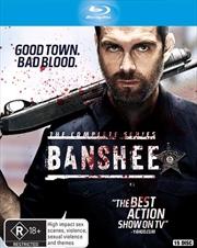 Banshee | Series Collection