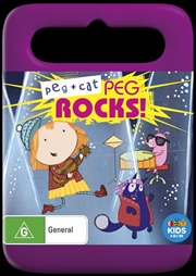 Peg + Cat - Peg Rocks!