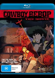 Cowboy Bebop - The Movie | Blu-ray
