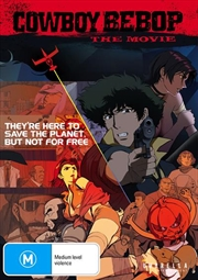 Cowboy Bebop - The Movie | DVD