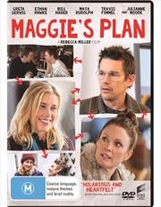 Maggie's Plan | DVD