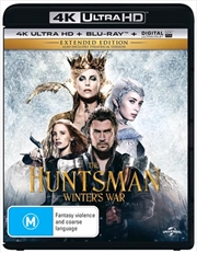 Huntsman - Winter's War | Blu-ray + UHD + UV, The