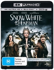 Snow White and The Huntsman | Blu-ray + UHD + UV