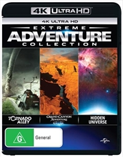 Extreme Adventure | Blu-ray + UHD - Collection