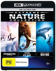 Extreme Nature | Blu-ray + UHD - Collection
