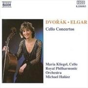 Dvorak/Elgar Cello Concertos | CD