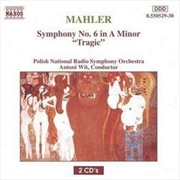 Mahler Symphony 6 in A Minor Tragic | CD