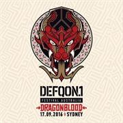 Defqon.1 2016 Dragonblood