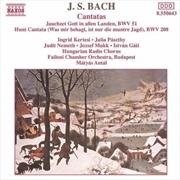 Bach Cantatas BWV51 & BWV208