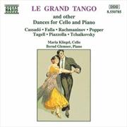 Le Grand Tango & Other Dances For Cello & Piano | CD