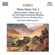 Grieg:Piano Music Volume 4 | CD