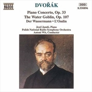 Dvorak Piano Concerto Op 33 | CD