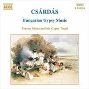 Csardas Hungarian Gypsy Music | CD