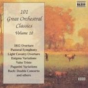 101 Great Orchestral Classics Vol 10 | CD