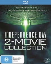 Independence Day / Independence Day - Resurgence | Blu-ray
