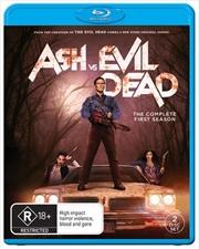 Ash Vs Evil Dead - Season 1 | Blu-ray