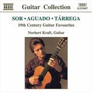 19th Century Guitar Favourites - Sor/Aguado/Tarrega | CD