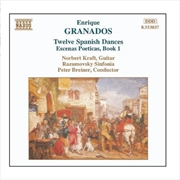 Granados:12 Spanish Dances | CD