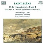 Saint-Saens: Cello Concertos Nos 1 and 2 | CD
