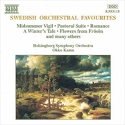 Swedish Orchestral Favourites | CD