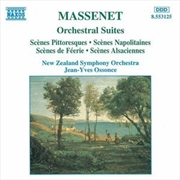 Massenet:Orchestral Suites 4-7 | CD