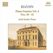 Haydn:Piano Sonatas Nos.36-41, | CD