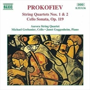 Prokofiev:String Quartets | CD