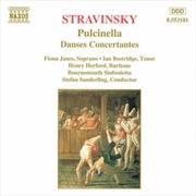 Stravinsky:Pulcinella/Danses   CD