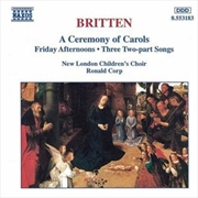 A Ceremony Of Carols | CD