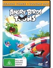 Angry Birds Toons - Season 3 - Vol 1 | DVD