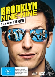 Brooklyn Nine-Nine - Season 3 | DVD