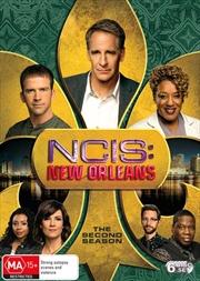 NCIS - New Orleans - Season 2 | DVD