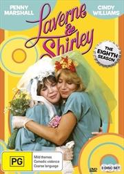 Laverne and Shirley - Season 8