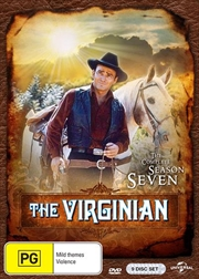 Virginian - Season 7, The | DVD
