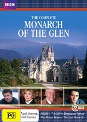 Monarch Of The Glen | Series Collection