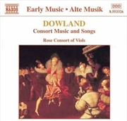 Dowland: Consort Music & Songs | CD